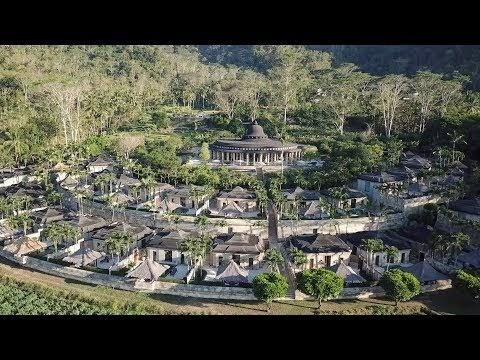 Resort Internasional Super Mewah Bernama Amanjiwo di Dekat Candi Borobudur