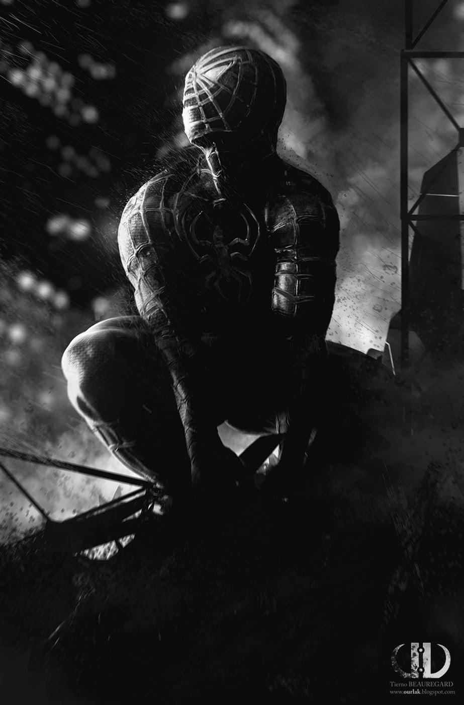 Spider-man by Tierno Beauregard