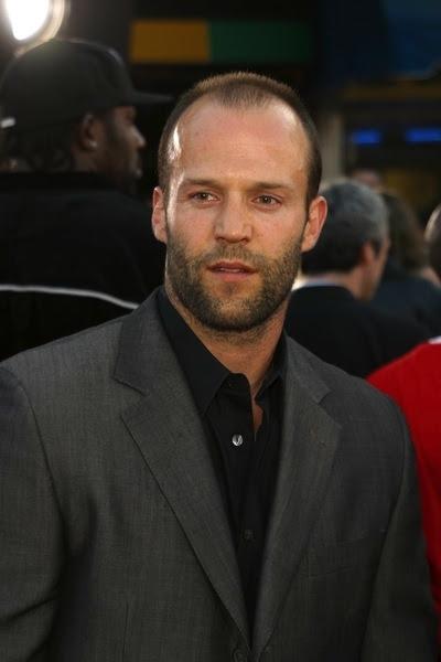 Halbglatze Von Jason Statham Männerfrisuren