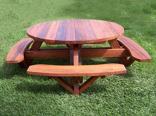 Lomins Modern Picnic Table Plans - Modern picnic table plans