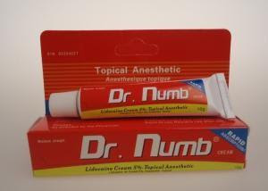 5 Lidocaine Dr Numb Pain Relief Topical Pain Tattoo Anesthetic