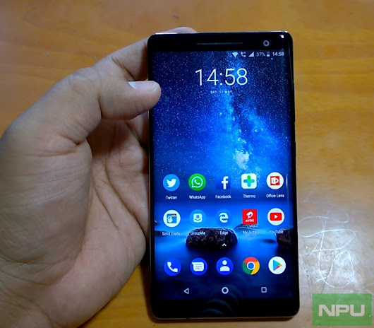 Nokia 8 Sirocco gets October Security update now. [List of Markets] | Nokiapoweruser