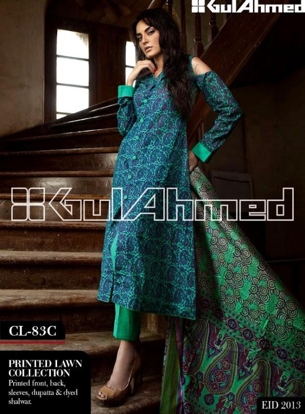 Gul-Ahmed-Eid-Dress-Collection-2013-Gul-Ahmed-Festive-Lawnn-New-Fashionable-Clothes-10