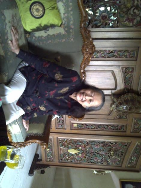 Sowan Ibu Kartika, Anak Angkat Bung Karno