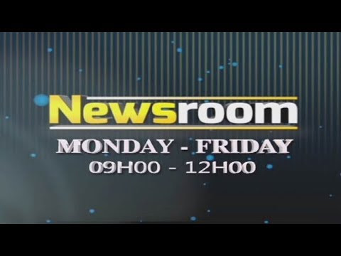 LIVE:WATCH NEWSROOM MONDAY-FRIDAY FROM SABC