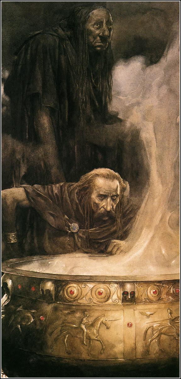Alan Lee, The Mabinogion