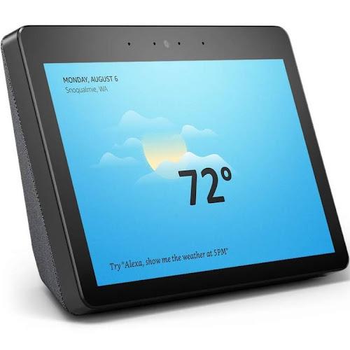 Amazon Echo Show Smart display - Wireless - Charcoal