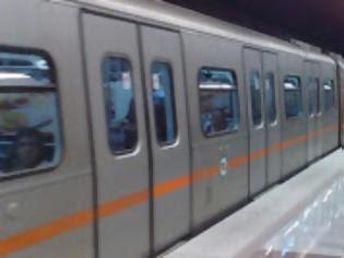 Φωτογραφία για Νέα 24ωρη απεργία στο μετρό τη Δευτέρα