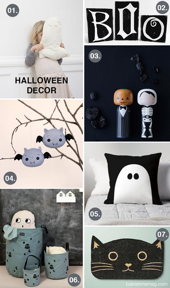 Babiekins Unique & Cool Halloween Decorations for the Home | Babiekins Magazine