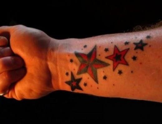 Google Tattoo: Ndase KakNasik Tattooan: Small Star Tattoos Wrist
