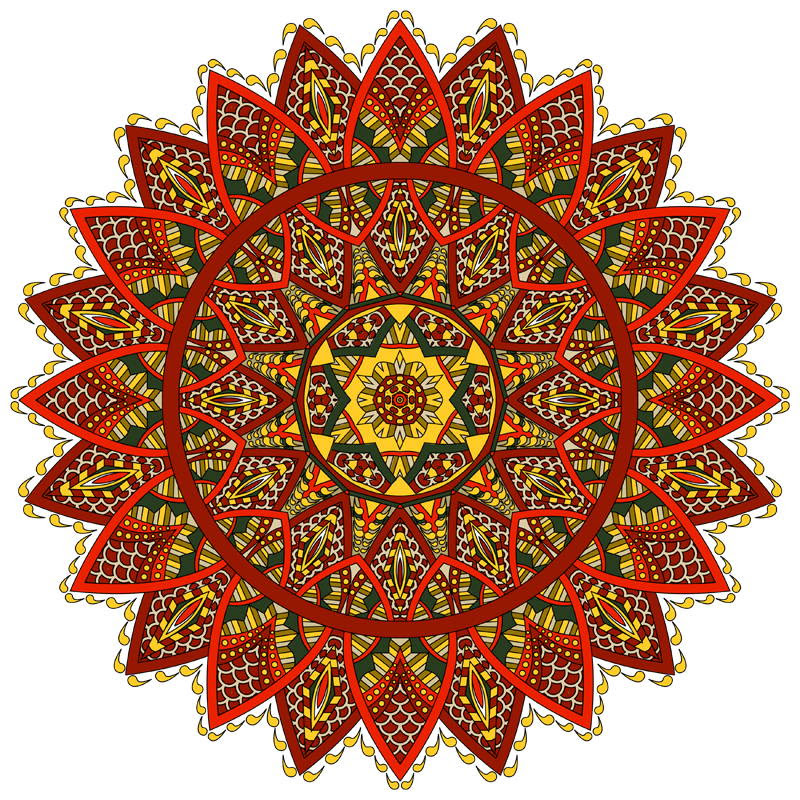 Great Big Book 2 Of Mandalas To Color 5
