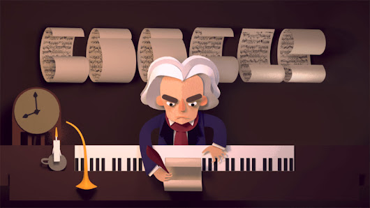 Celebrating Ludwig van Beethoven's 245th Year