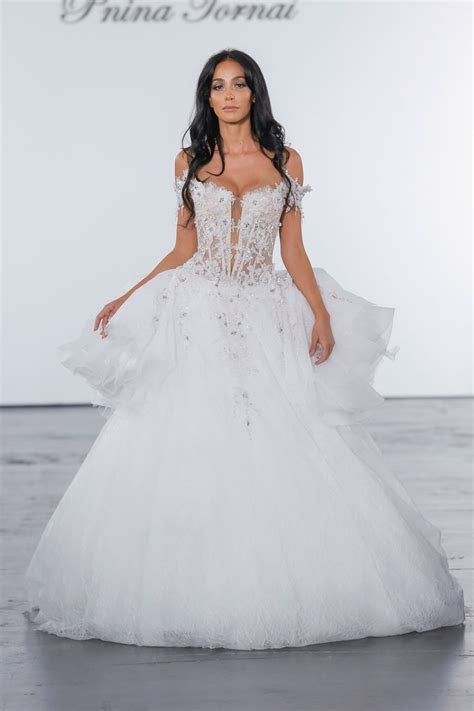 Wedding Dresses Photos   4623 by Pnina Tornai for