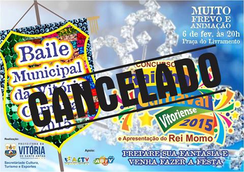 baile cancelado