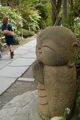 和み地蔵, 長谷寺, 鎌倉