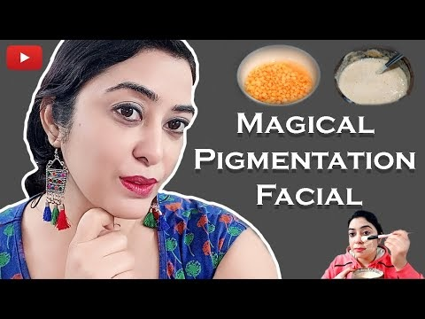 New- Pigmentation Facial,Remove Dark Spots- 100% natural,काले दाग झाइयाँ...