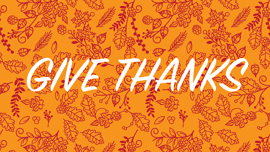5 Things We Are Thankful For This Thanksgiving