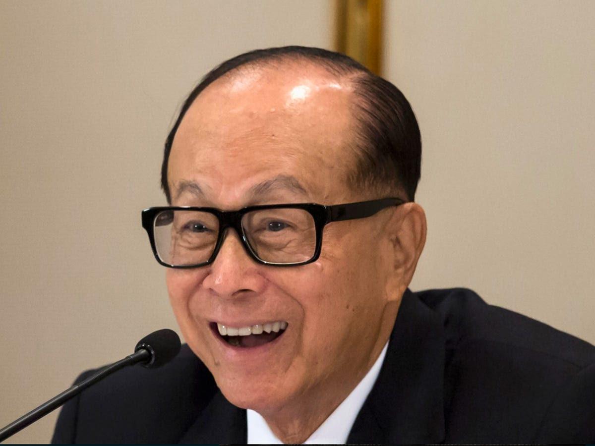 35. Li Ka-shing