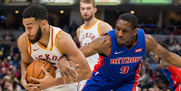 Detroit Pistons meet adversity for 1st time after first two-game skid