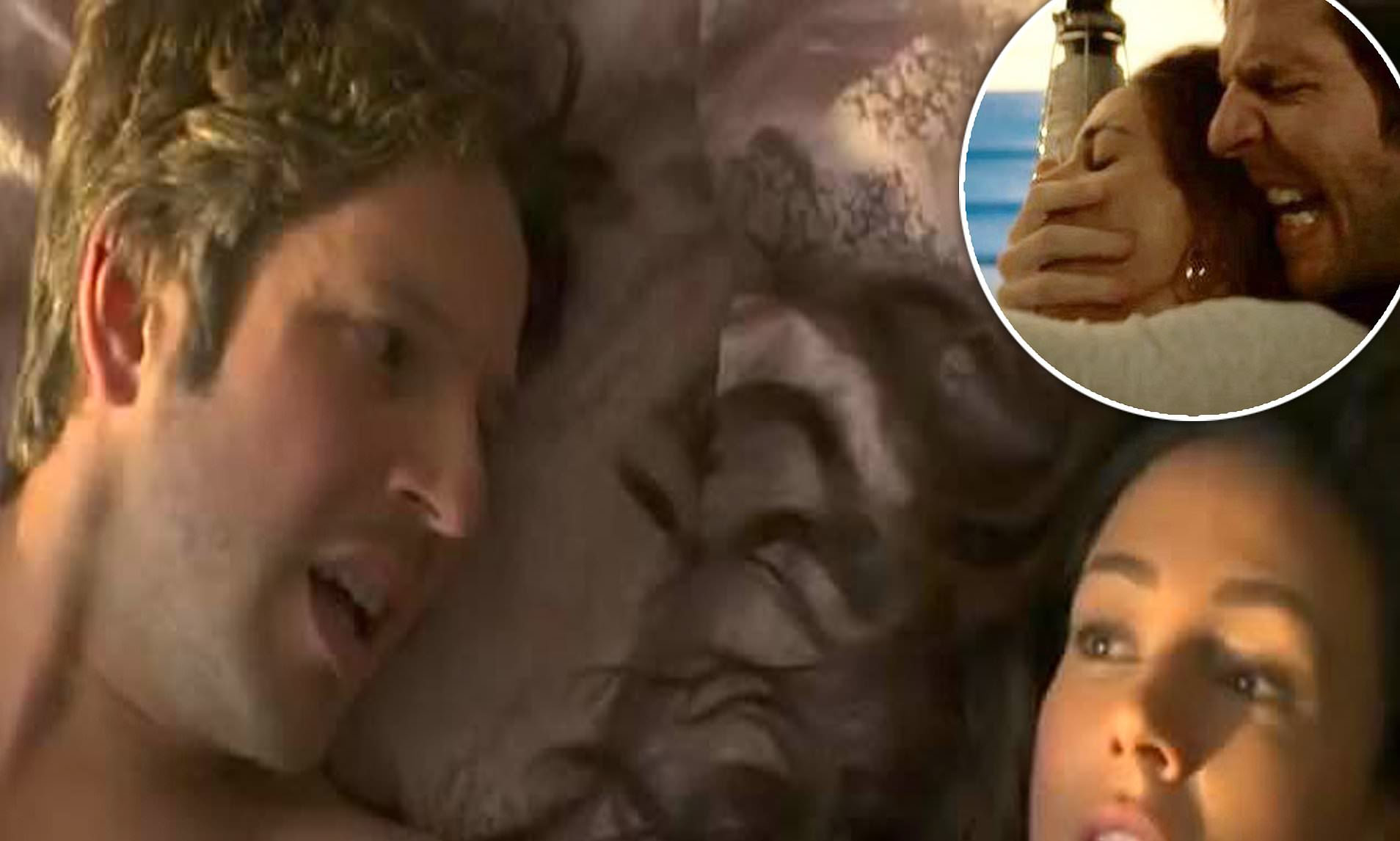 Michelle Keegan reveals she banned her family from watching her X- rated sex scene in Brassic