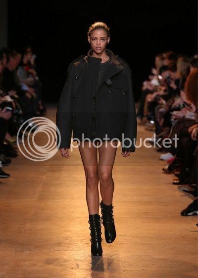 Isabel Marant fall winter 2015 2016 runway show