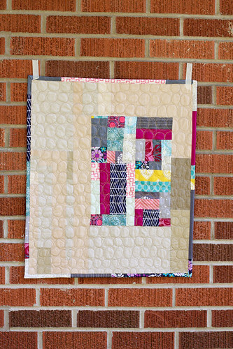 TSS Mini Quilt by jenib320