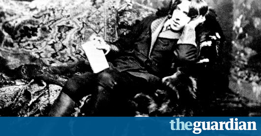 Posthumous pardons law may see Oscar Wilde exonerated | Culture | The Guardian