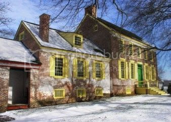 home of Founding Father and abolitionist John Dickinson