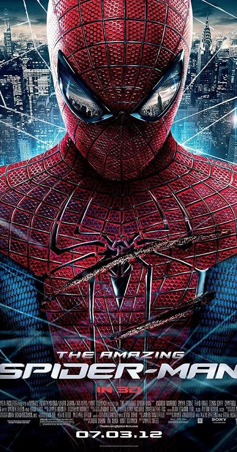 The Amazing Spider-Man (2012) 480p 720p 1080p BluRay Dual Audio (Hindi+English) Full Movie
