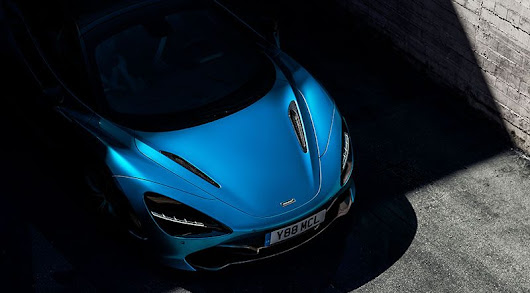 McLaren All Set To Reveal a New £1.2bn Supercar on December 8 - Motoraty