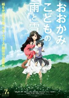 imagen de Ookami Kodomo no Ame to Yuki