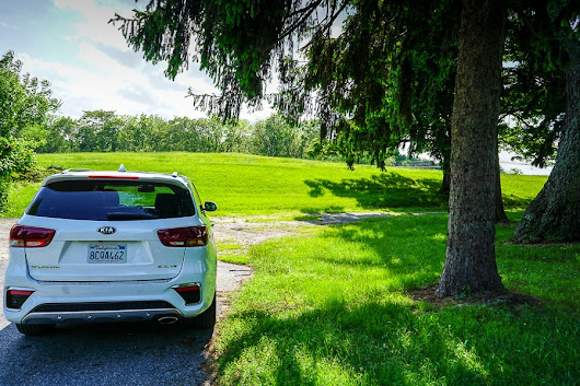 2019 Kia Sorento Family SUV Review - All Things Fadra