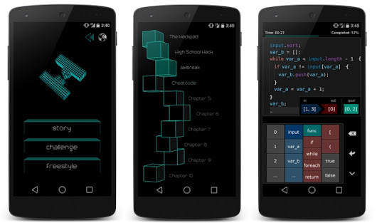Falcon Pro developer creates Hacked, world's first mobile coding game - GSMArena Blog