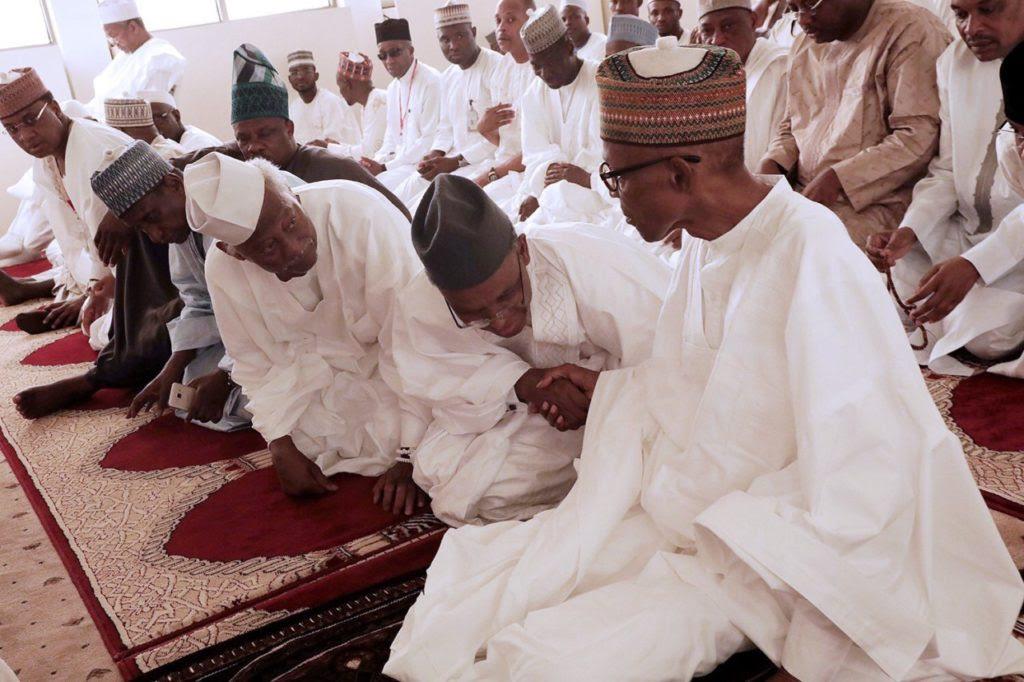 Buhari's doctors advised him to take things slowly – Presidency