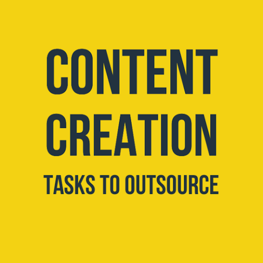 16 Content writing tasks are most commonly outsourced by SEOs / Marketers - Mohnesh Webmaster Blog