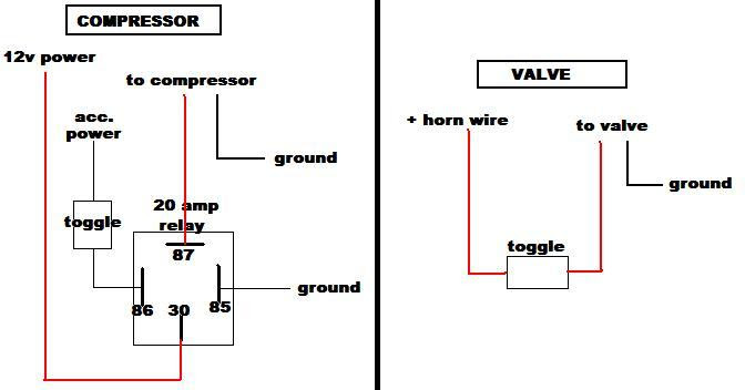 32 Train Horn Wiring Diagram