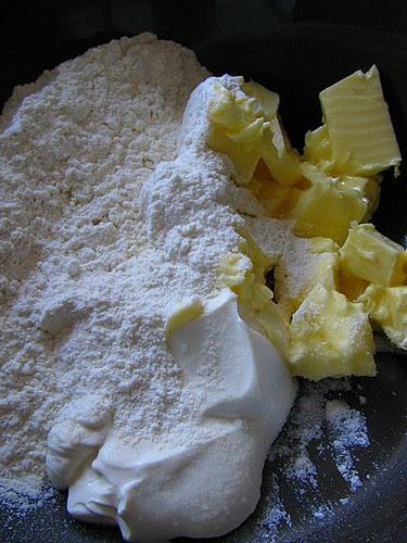 dough empanadas