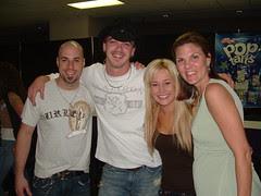 Chris, Bucky, Kellie, Shannon