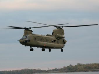 CH-47F Chinook. Фото с сайта boeing.com