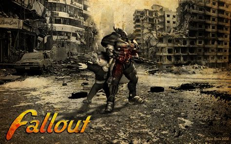 fallout  hd wallpaper background images