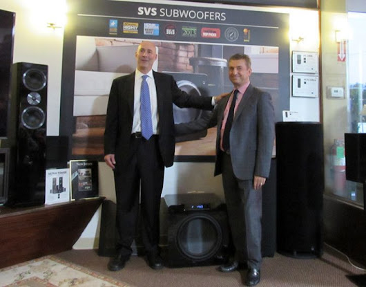 SVS Goes Big (and Deep) with 16-Ultra Subwoofers with iOS and Android App Control
