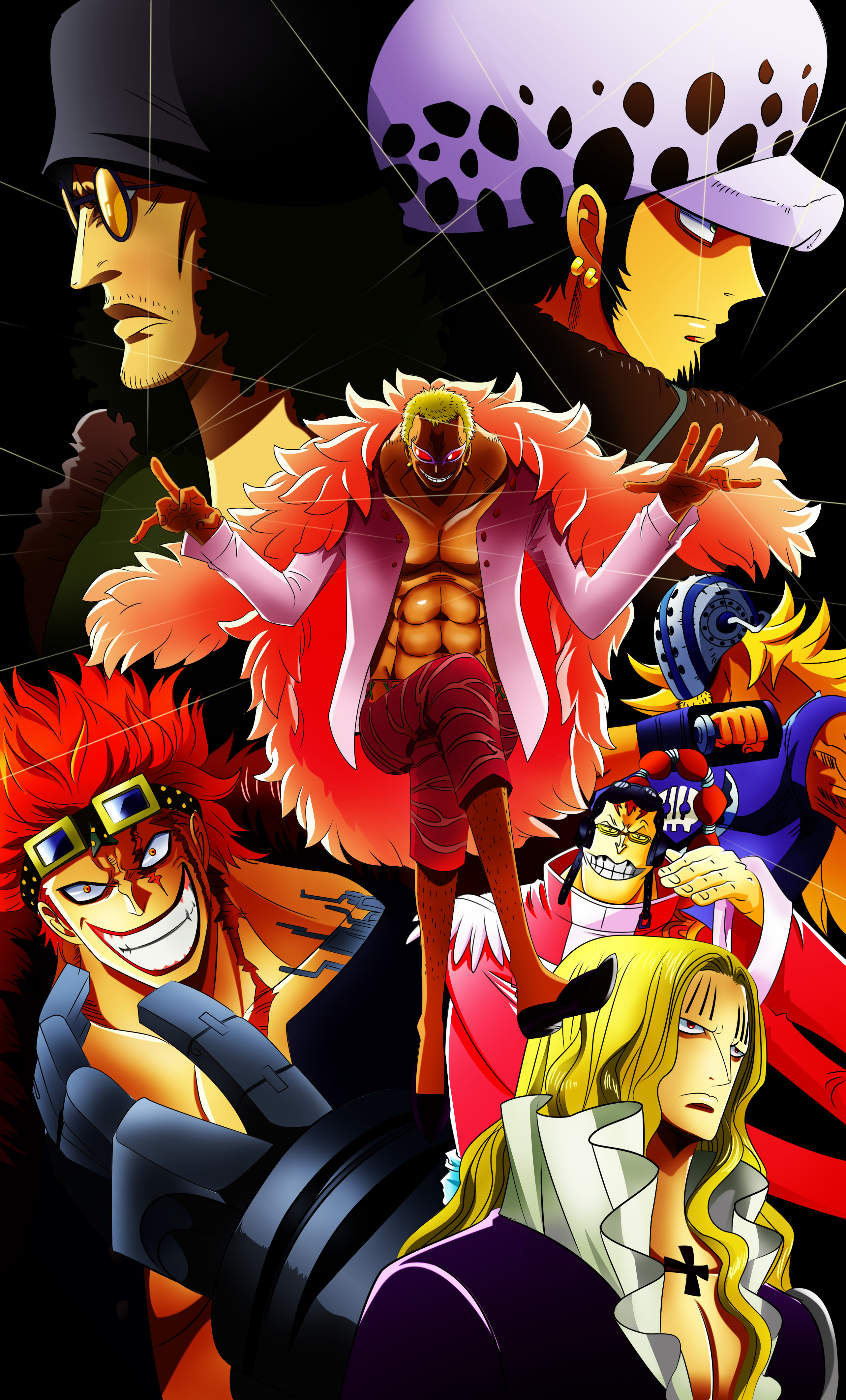 One Piece Poster by TheBartRempillo on DeviantArt