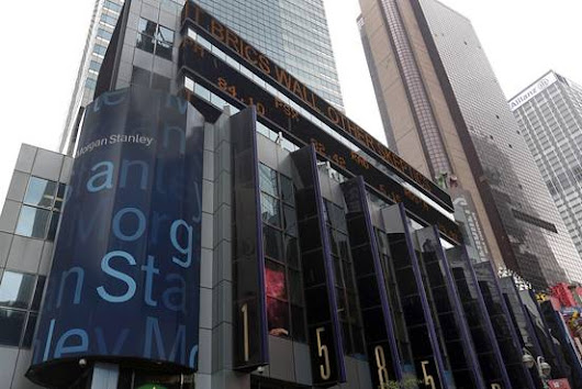Morgan Stanley in $225 Million Pact Tied to Mortgage-Backed Securities