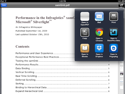 iOS Tips and Tricks: Associate a File Type with your App - Part 1 - Evangelism - Infragistics.com Blog