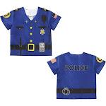 My 1st Career Toddler Police Gear - Aeromax