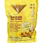 Prince of Peace Instant Ginger Honey Crystals - 30 count, 18.9 oz bag
