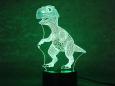 Black Friday Deal: Dinosaur Lovers Will Dig This 3D Light