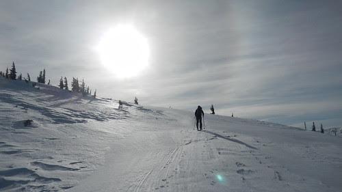 Needle Peak January 19, 2013