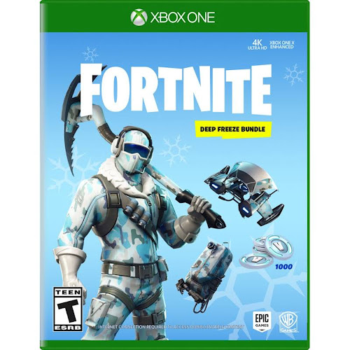 Fortnite Deep Frost Bundle - Xbox One
