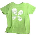 LuckyVitamin Gear Toddler Tshirt 3T Green